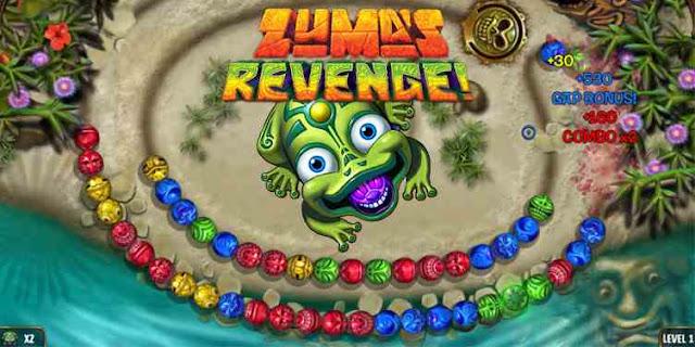 download game zuma revenge full crack