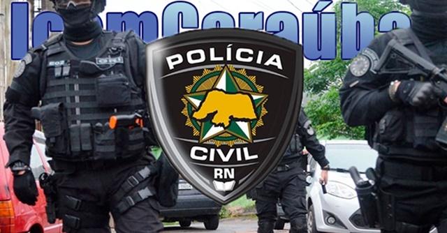 Polícia Civil prende três homens no interior do RN