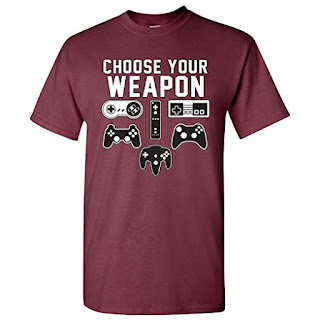 T-shirts for Computer Gamers and Finding the Best Deals on Wholesale Tee Shirts
