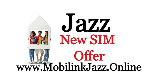 Jazz New SIM Offer | Get Free minutes | SMS | Internet |