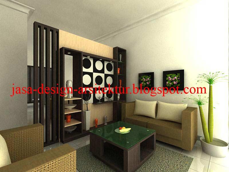 Contoh Desain Interior Apartemen 2 R