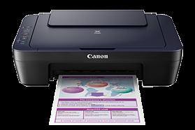 Descargar Drivers Canon Pixma E402 Impresora