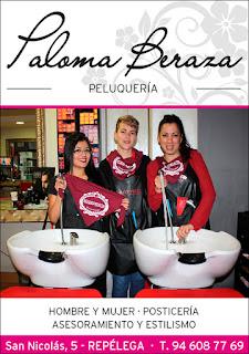 Peluquería Paloma Beraza