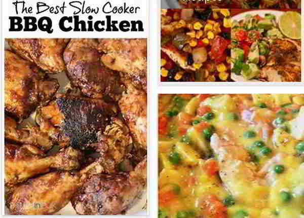 crockpot recipes for chicken Recipe for chicken in a crockpot