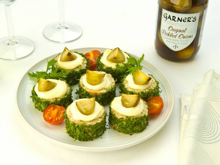 Party Food Ideas: Garner's Delicious Range Of Pickles