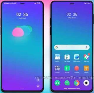 25+ Tema Xiaomi MIUI Tembus Semua Aplikasi