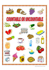 Countable dan Uncountable nouns