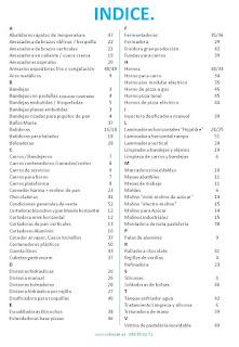 Indice Catalogo COBEPAN 2017+novedades