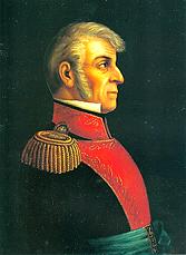 De Pintor no identificado - http://www.inehrm.gob.mxImagen tomada del libro: Eduardo Báez, La pintura militar de México en el siglo XIX, México, SDN, 1994, p. 37., Dominio público, https://commons.wikimedia.org/w/index.php?curid=24468462