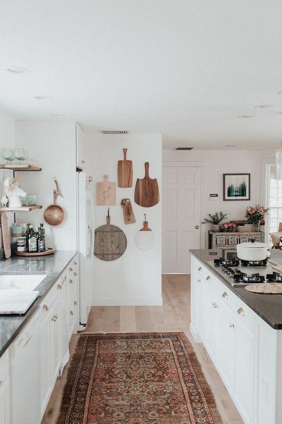 boho kitchen design inspiration