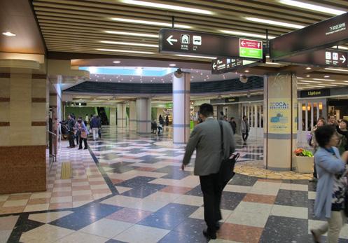 Porta Underground Mall