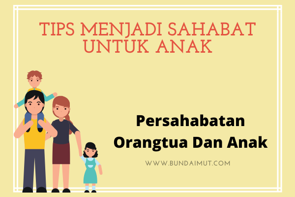 Bersahabat dengan anak