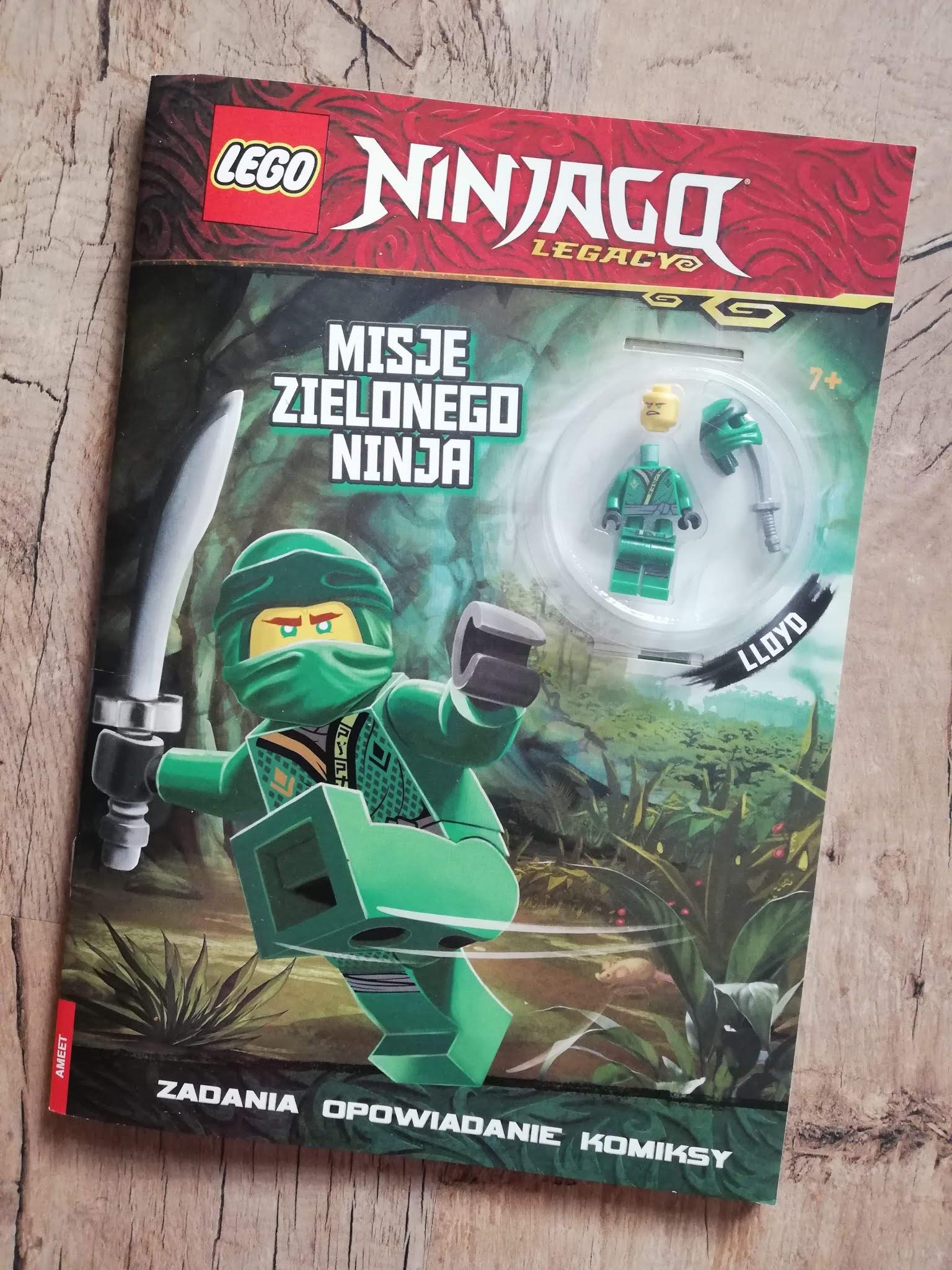 LEGO Ninjago gazetki