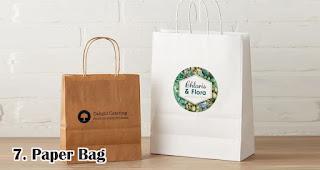 Paper Bag merupakan salah satu rekomendasi souvenir kece di awal tahun