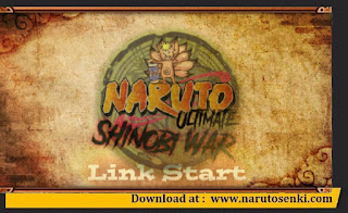 Naruto Senki Shinobi Collection Mod Apk by Said