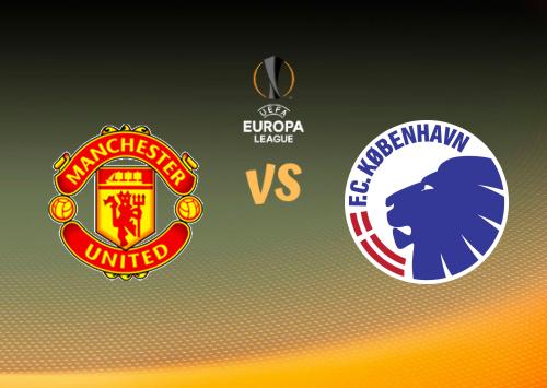 Manchester United vs FC Copenhague  Resumen y Partido Completo