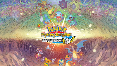 Play Pokémon Mystery Dungeon: Rescue Team DX with VPN