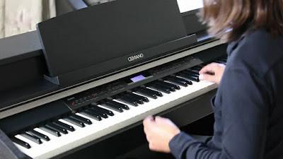 Cách bảo quản đàn piano điện casio