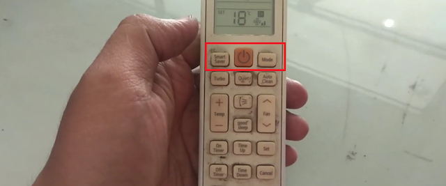 Fungsi Tombol Remote AC Samsung