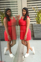 Shravya Reddy in Short Tight Red Dress Spicy Pics ~  Exclusive Pics 035.JPG