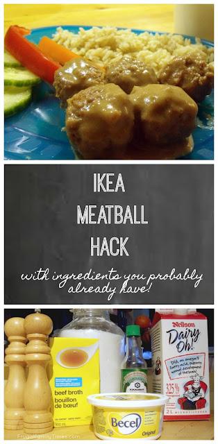 how to make ikea gravy