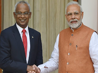 Cabinet approved to Open New Consulate General of India in Maldives