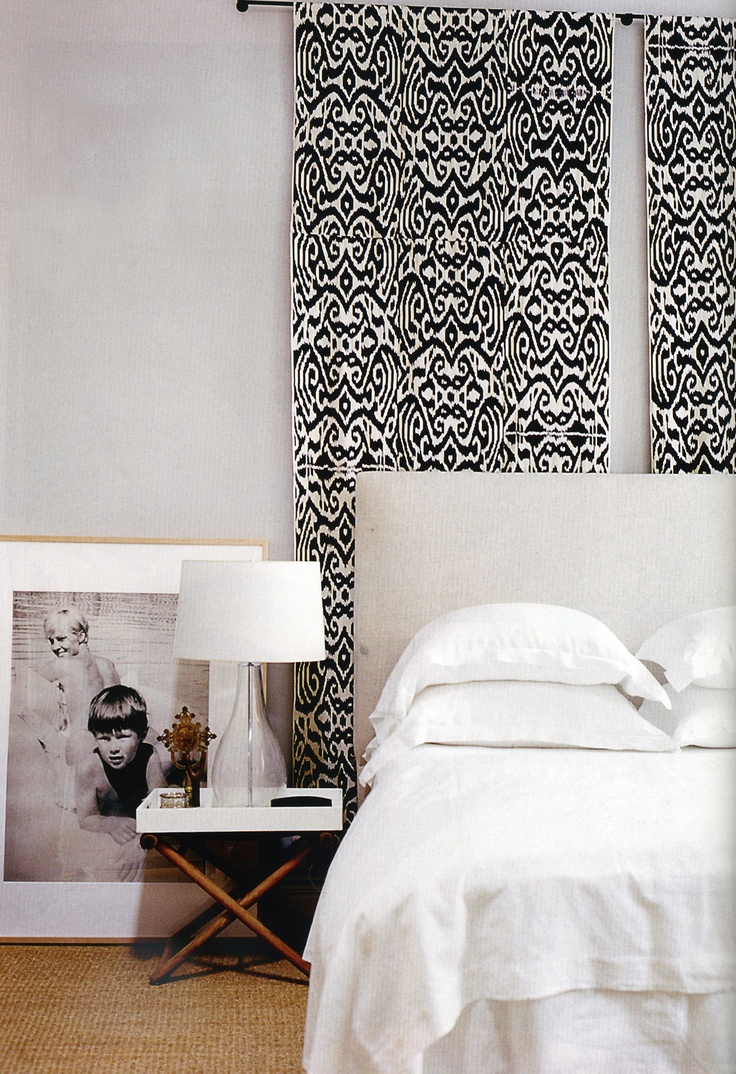Simply smitten by kristin kerr - What to hang over bed ...
