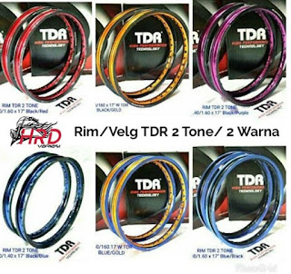 Velg TDR,Harga Velg TDR,Velg TDR Harga,Dafrar Harga Velg TDR,Velg TDR Ring 17,Velg TDR Ring 14,Velg TDR Ring 18,Harga Velg TDR Bekas,Velg Motor,Velg Motor jari jari,merk velg motor berkualitas,jual velg tdr