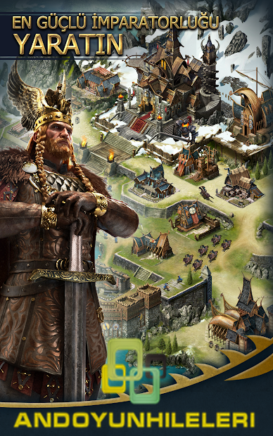 Clash of Kings Para Hileli APK