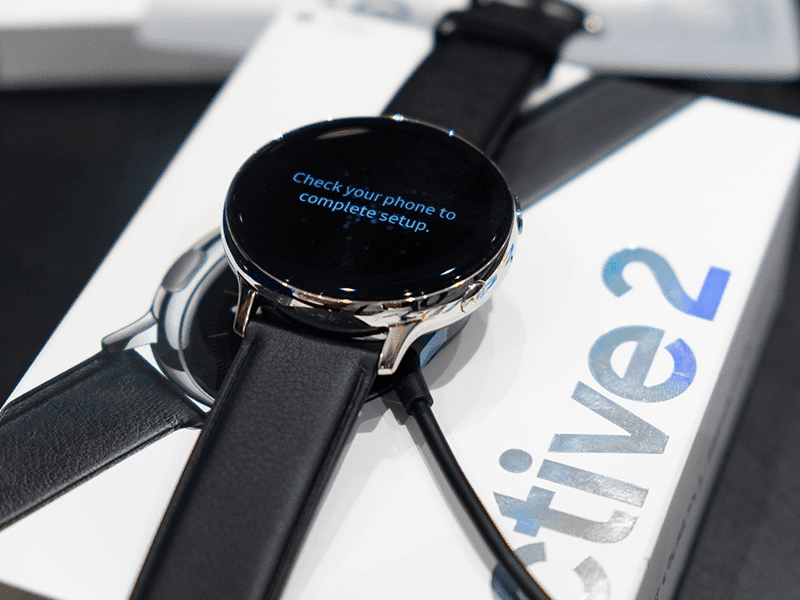 Samsung Galaxy Watch Active2 now in PH stores!