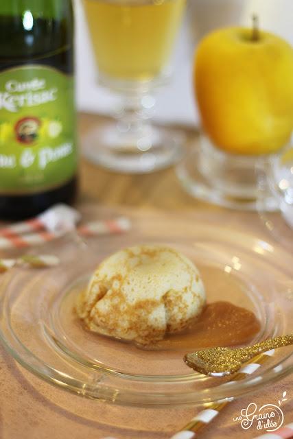 Recette Crêpe Pomme Caramel Tupperware Moule Dôme