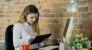 telefonare con un tablet