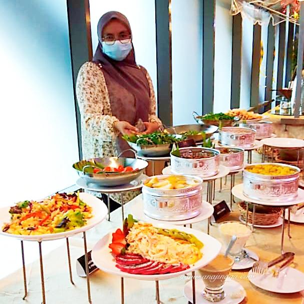 Bufet Ramadan sajian antarabangsa di Mardhiyyah Hotel & Suites Shah Alam