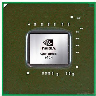 Nvidia GeForce 610M(ノートブック)フルドライバをダウンロード