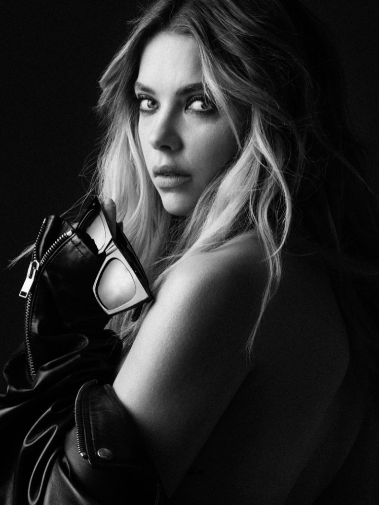 Ashley Benson for Prive Revaux 'Benzo' Campaign