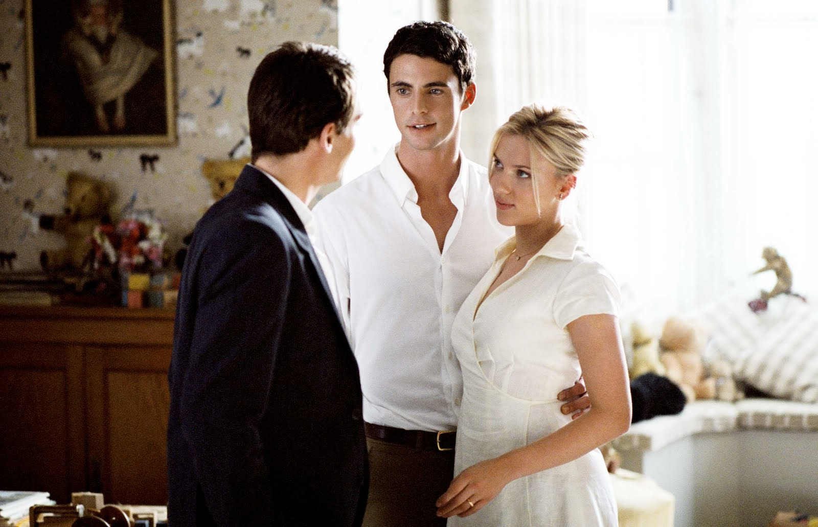 moviesandsongs365: Film review: Match Point (2005)