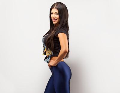 Rosa Mendes WWE New HD Wallpaper 2013 | World HD Wallpapers