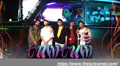Tum Tum Song Lyrics | Asim Azhar | Shamoon Ismail | Talha Anjum | Talhah Yunus | Raamis