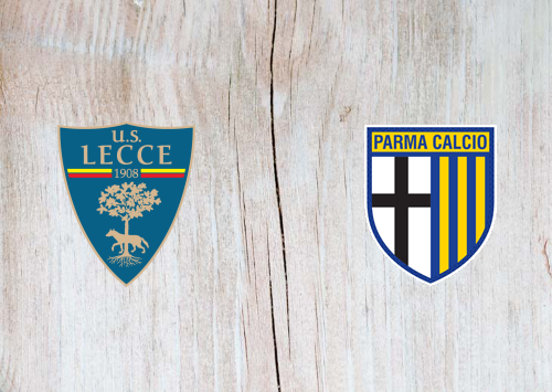 Lecce vs Parma -Highlights 02 August 2020