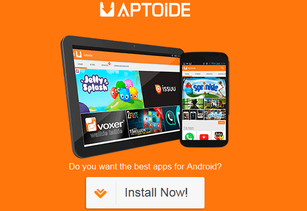 Aptoide for iPhone