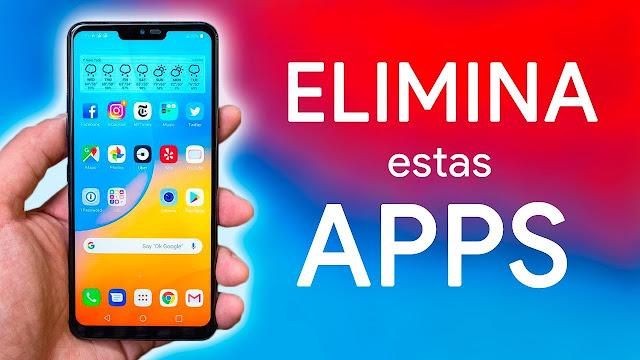 Cuidado elimina estas aplicaciones prohibidas de tu teléfono Android