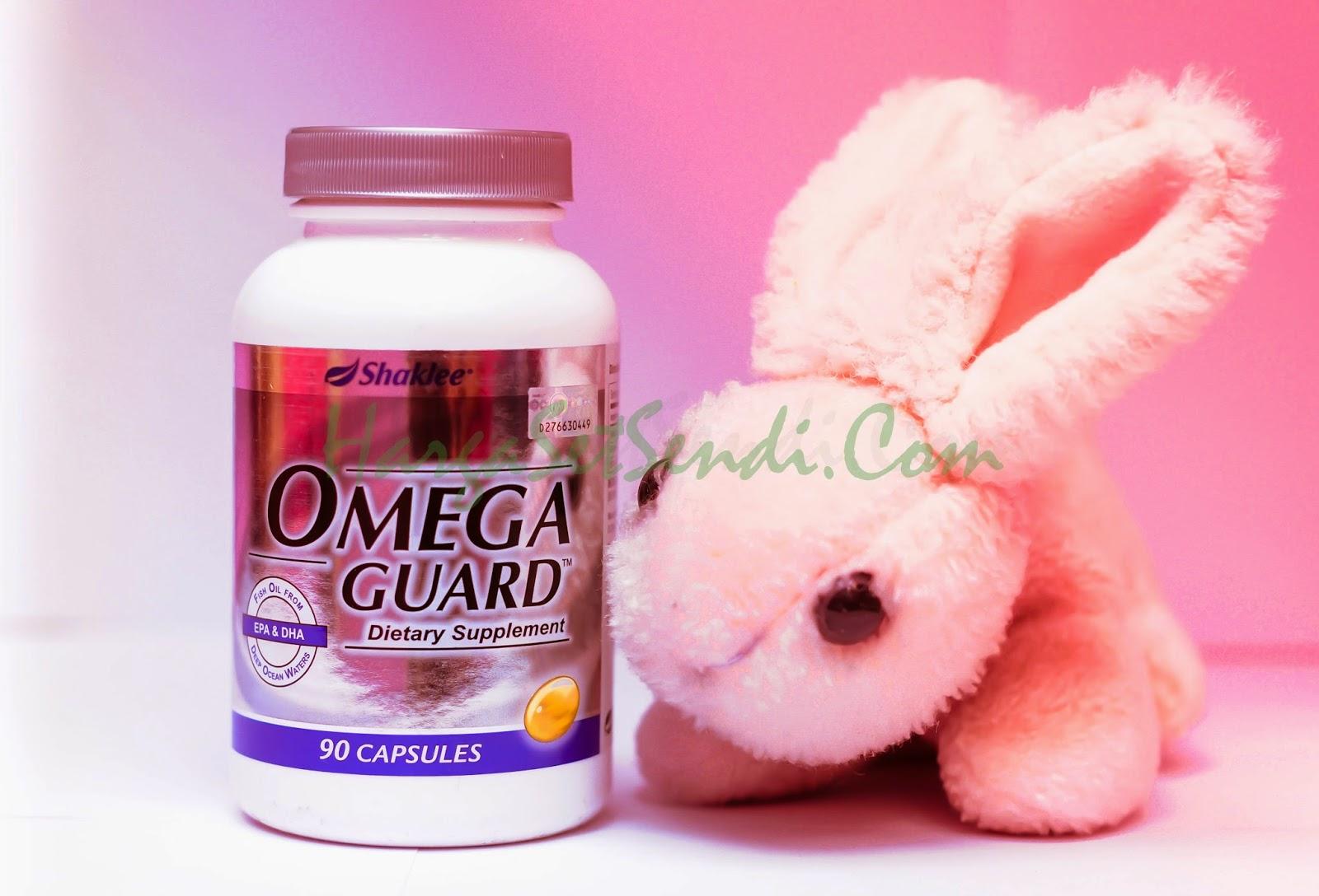 shaklee set sendi dan tulang omegaguard