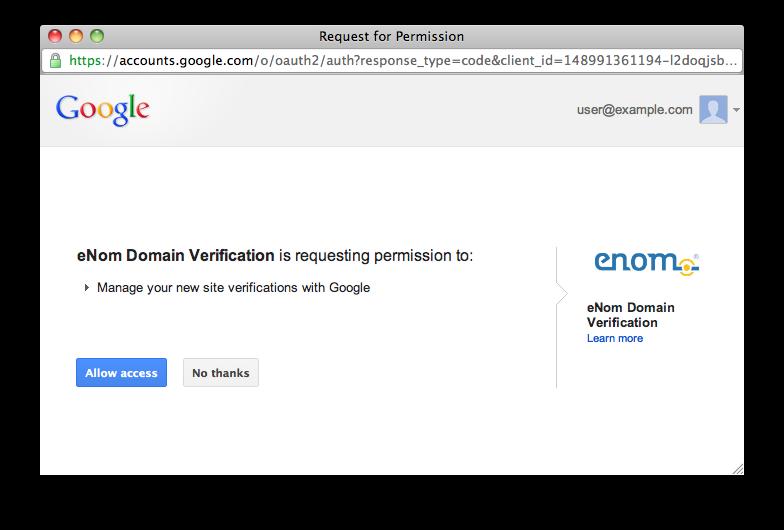 Google Webmaster Zentrale Blog De Vereinfachte Domain Bestatigung