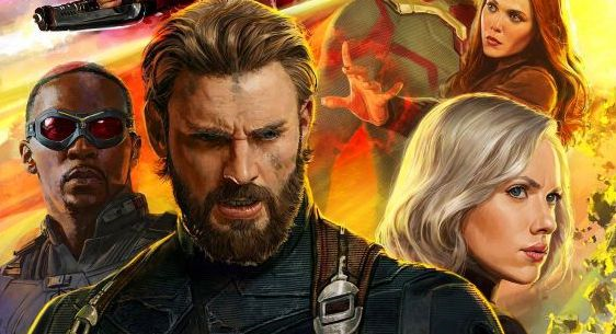 Avengers: Infinity War New Visual Revealed.