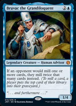 Magic: The Gathering Arena - Fresh Jumpstart card