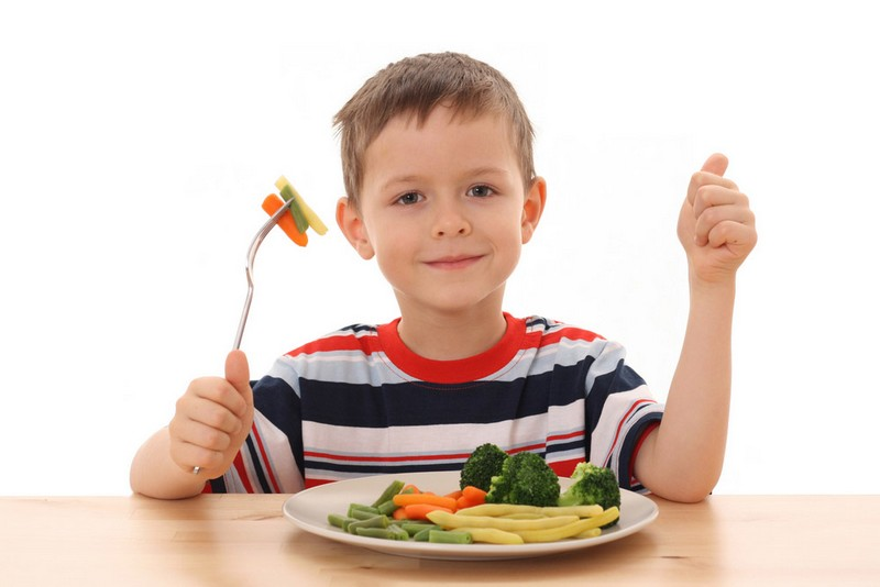 Kid Nutrition: Help Your Child Be Healthy