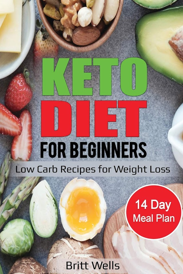 Keto Diet for Beginners to Losing Weight Recipes