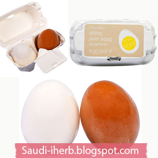 صابونة البيض من توني مولي