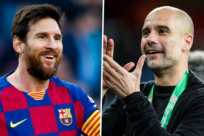 Messi 'agrees to €700m Man City contract' that'll see him get equity shares as part of the deal