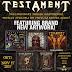 Επανακυκλοφορία κλασικών δίσκων των Testament